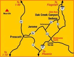 Sedona Lifestyles of Arizona