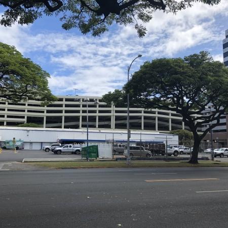 SamKoo The Central condo in Honolulu
